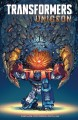 Cover for Transformers: Unicron