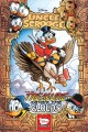 Cover for Uncle Scrooge and the treasure above the clouds