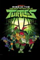 Cover for Rise of the Teenage Mutant Ninja Turtles