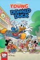 Cover for Young Donald Duck
