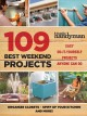 Cover for 109 best weekend projects