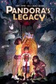 Cover for Pandora's Legacy