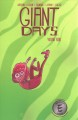 Cover for Giant Days 9