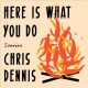 Cover for Here Is What You Do: Stories
