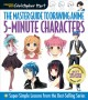Cover for 5-minute characters: super-simple lessons from the best-selling series