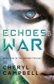 Cover for Echoes of war