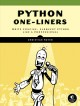 Cover for Python one-liners: write concise, eloquent Python like a professional