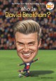 Cover for Who is David Beckham?