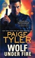 Cover for Wolf Under Fire