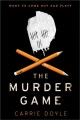 Cover for The murder game
