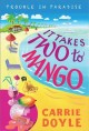 Cover for It takes two to mango