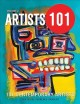 Cover for 101 Contemporary Artists