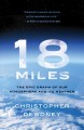 Cover for 18 Miles: The Epic Drama of Our Atmosphere and Its Weather