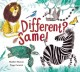 Cover for Different? Same!