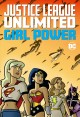 Cover for Justice League unlimited: girl power.