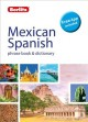 Cover for Berlitz Phrase Book & Dictionary Mexican Spanish