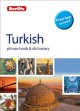Cover for Berlitz Phrase Book & Dictionary Turkish