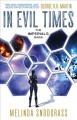 Cover for In evil times
