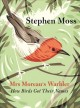 Cover for Mrs Moreau's Warbler: How Birds Got Their Names