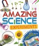 Cover for Amazing science experiments
