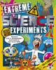 Cover for Extreme science experiments