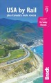 Cover for Bradt USA by Rail: Plus Canada's Main Routes