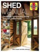 Cover for Shed Manual: Designing, Building and Fitting Out Your Prefect Shed
