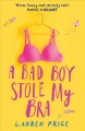 Cover for A Bad Boy Stole My Bra