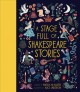Cover for A stage full of Shakespeare stories