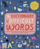 Cover for The dictionary of difficult words