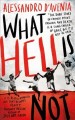 Cover for What Hell Is Not