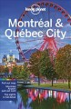 Cover for Montreal & Quebec City