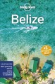 Cover for Lonely Planet Belize