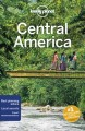 Cover for Lonely Planet Central America