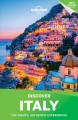Cover for Italy: top sights, authentic experiences