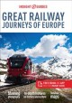 Cover for Great railway journeys of Europe.