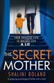 Cover for The secret mother