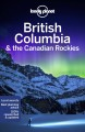 Cover for British Columbia & the Canadian Rockies.