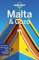 Cover for Lonely Planet Malta & Gozo