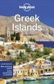 Cover for Lonely Planet Greek Islands