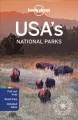 Cover for USA's national parks