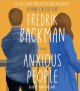 Cover for Anxious People: A Novel