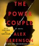 Cover for The power couple: a novel