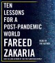 Cover for Ten Lessons for a Post-pandemic World