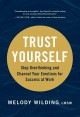 Cover for Trust yourself: stop overthinking and channel your emotions for success at ...