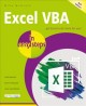 Cover for Excel Vba in Easy Steps: Covers Visual Studio Community, 2017