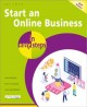 Cover for Start an Online Business in Easy Steps