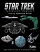 Cover for Star Trek Designing Starships: Voyager and Beyond