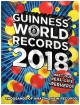 Cover for Guinness world records 2018.