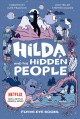 Cover for Hilda and the hidden people